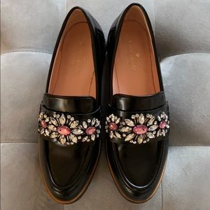 🎀 ♠️ Kate Spade Carry Too Loafers 7-7.5.